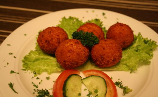 35. Cheese croquettes 5,00€